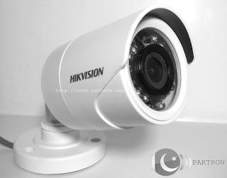 Hikvision Pakistan Contact CCTV Camera