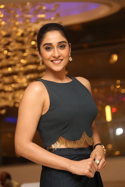 Regina Cassandra Stills at Nagaram Telugu Movie Success Meet