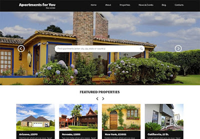 Rent/Buy Property WordPress Theme