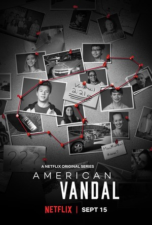 American Vandal (2017-) ταινιες online seires oipeirates greek subs