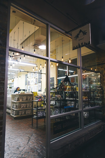 ファットウィッチ・ベイカリー(Fat witch bakery)