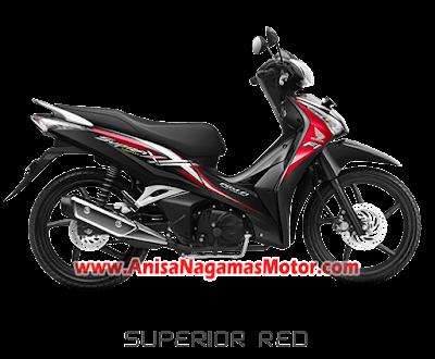 Supra X 125 Helm In Merah 2018 Anisa Naga Mas Motor Klaten Dealer Asli Resmi Astra Honda Motor Klaten Boyolali Solo Jogja Wonogiri Sragen Karanganyar Magelang Jawa Tengah.