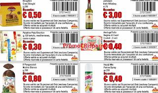 Logo Supermercati DOK : nuovi buoni sconto per risparmiare sulla spesa