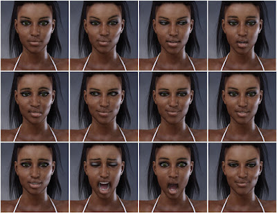 Ayana for Genesis 3 Female