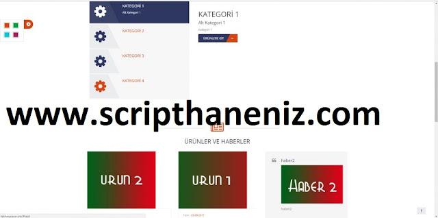 PHP Firma Scripti V5 İndir