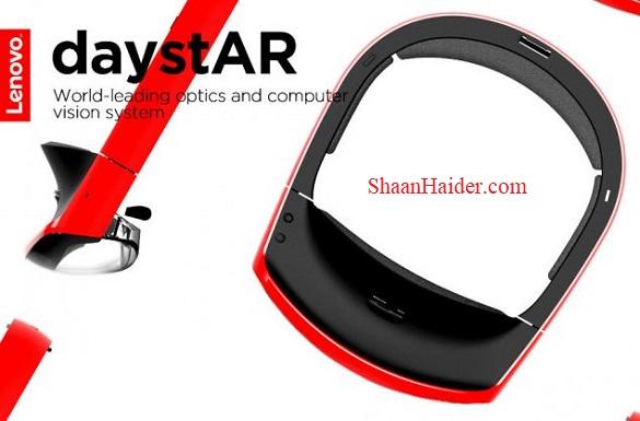 Lenovo daystAR AR Headset