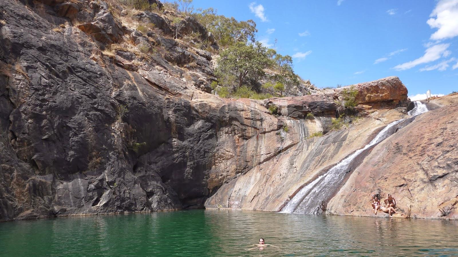 Serpentine Falls Western Australia