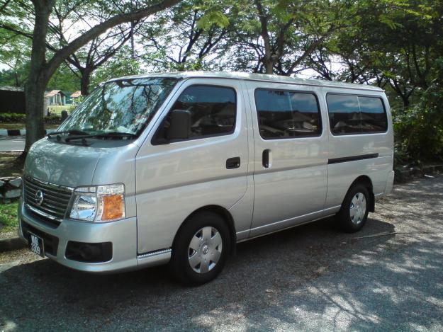 Kia Sedona Floor Mats Toyota Hiace Commuter Van For Sale Philippines Brand New ...