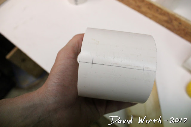 how to mount attach pvc pipe to wood, wire wrap, glue