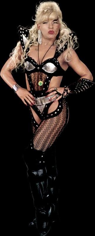 Luna Vachon - Pro Wrestling Women