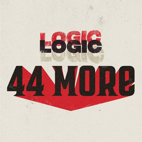 Logic - 44 More - Single Cover
