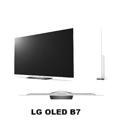 lg oled b7 oled le moins cher en 2017 televiseur led. Black Bedroom Furniture Sets. Home Design Ideas