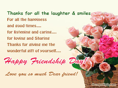 Best Friendship Day 2017 Greetings