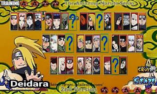 The Amazing Naruto Senki 2nd Version