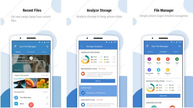 تعرّف على هذا التطبيق الرائع والمميز لإدارة ملفات هاتفك الأندرويد عليك بتجربته