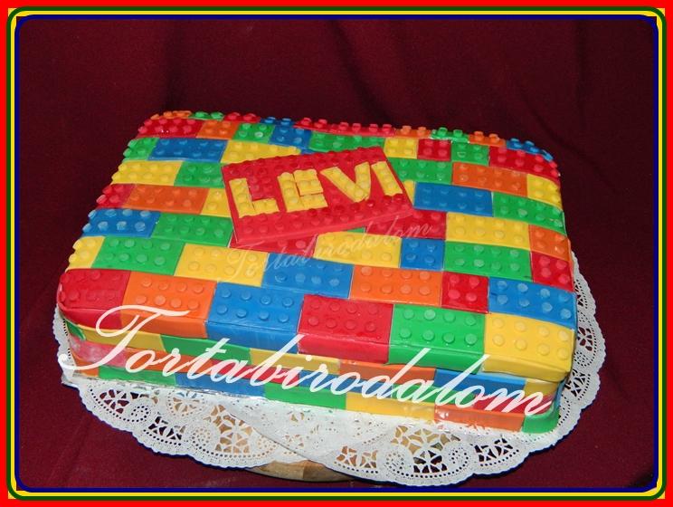 lego torta képek Lego torta készítése képekkel | Tortabirodalom lego torta képek
