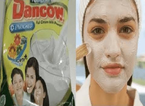 Cara Membuat Masker Wajah dari Susu Dancow