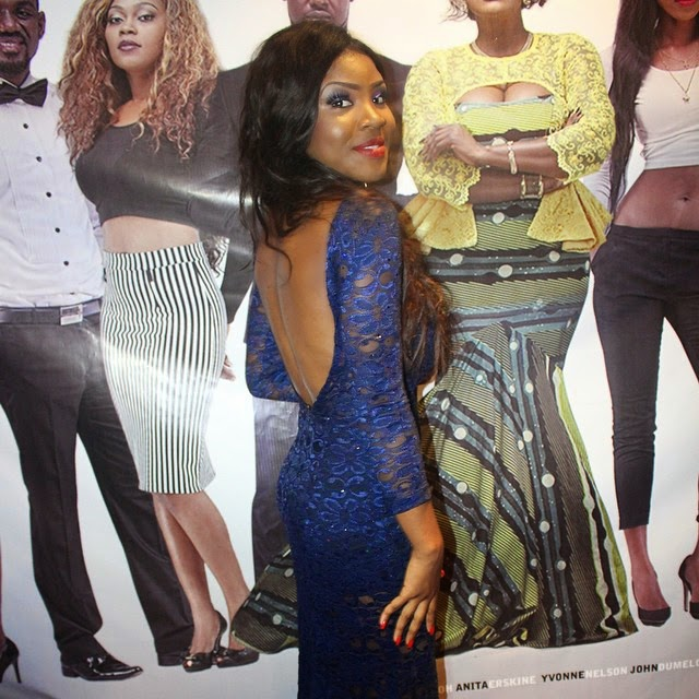 925359 1374988449458208 1979929576 n Exclusive photos from Yvonne Nelsons movie Single Married Complicated Premiere