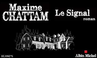 Livre : Le Signal - Maxime CHATTAM