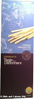 Sainsbury Torinesi breadsticks