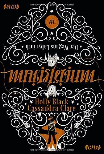 Magisterium Cover