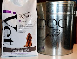 Ivet Senior Dog Food