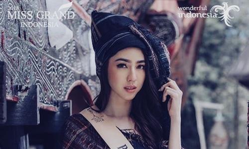 Biodata Nadia Purwoko Dari Bengkulu Peraih Miss Grand Indonesia 2018