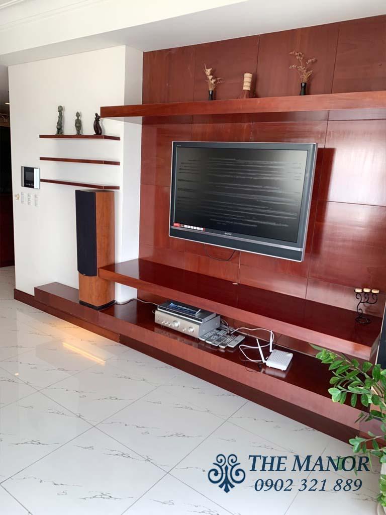 Bán căn hộ 3 phòng ngủ Manor quận Bình Thạnh 160m2 tầng cao giá 6,6 tỷ - 5