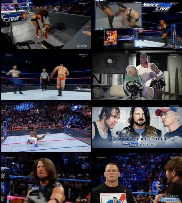WWE Smackdown Live 04 Oct 2016 HDTV 480p