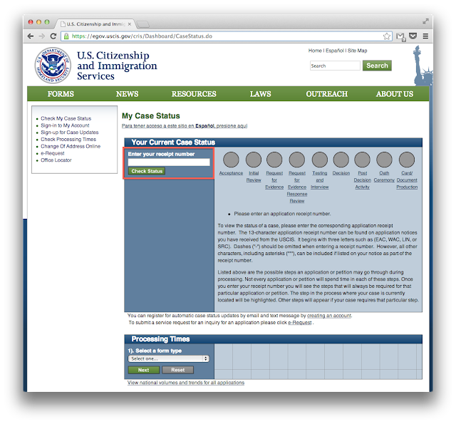 Uscis Online Status – Daily Motivational Quotes