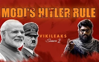 Modi's Hitler Rule | Vikileaks Season – 2 | Black Sheep