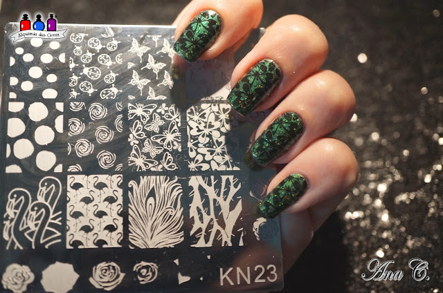Fun Lacquer; Desires (h); KN 23; kelly negri