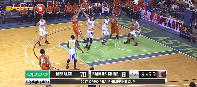 Meralco def. Rain or Shine, 82-72 (REPLAY VIDEO) January 20