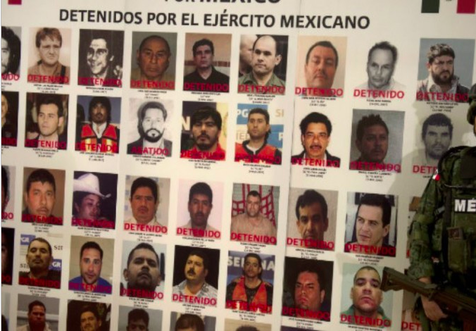Borderland Beat: United States: No Mexican cartel leaders will enjoy