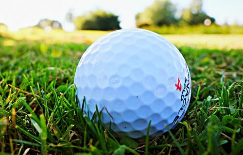 お金持ちとゴルフ