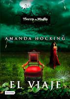El viaje 1, Amanda Hocking