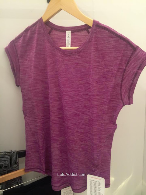 lululemon ultraviolet-run-around-tee