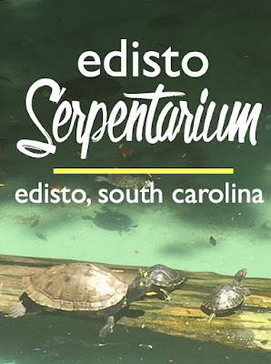 Edisto Serpentarium, Edisto Island, South Carolina | CosmosMariners.com