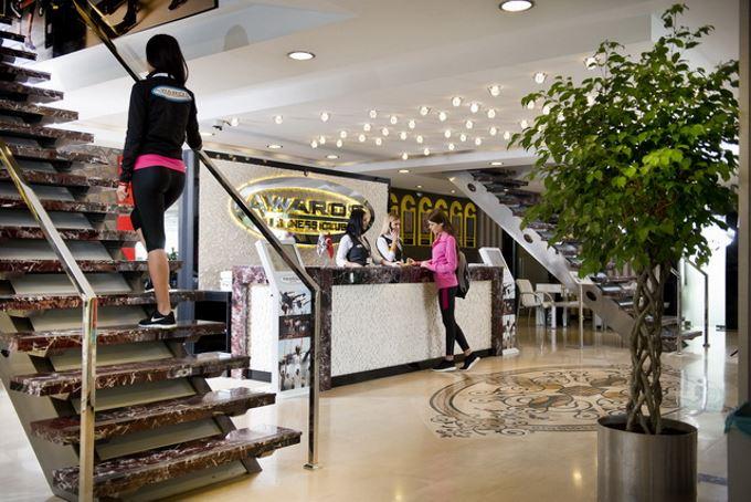 Antalya Awaros spor salonu