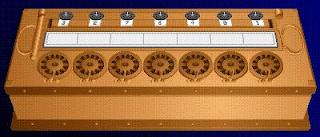 Kalkulator roda numerik, Generasi Komputer, Perakitan Komputer