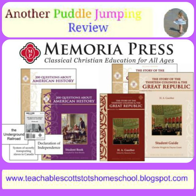 Review, #hsreviews #memoriapress #classicalchristianeducation #classicalyhomeschooling #classicalchristianhomeschooling, classical christian education, classical christian curriculum, classical christian homeschool curriculum, memoria press, first form greek, iliad, odyssey, american history