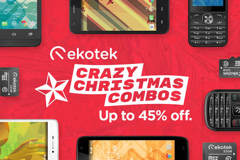 Holiday Gift Guide 2018: Ekotek announces year-end smartphone offers