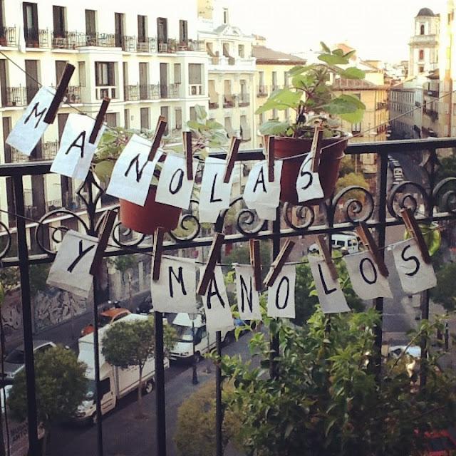 Exposición Manolos y Manolas