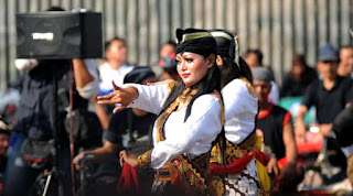 Menuju Pengakuan UNESCO, Reog Ponorogo Beraksi di area CFD Jakarta