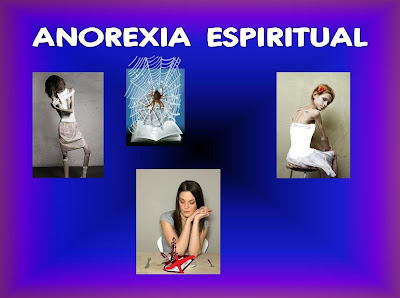 Resultado de imagem para ANOREXIA e a biblia