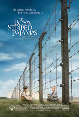 The Boy in the Striped Pyjamas Poster