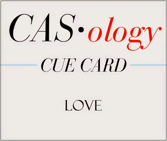 Cards-by-the-Sea: CASology Week 133: Love