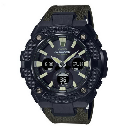 Jam Tangan Casio G-Shock G-Steel GSTS130BC-1A3