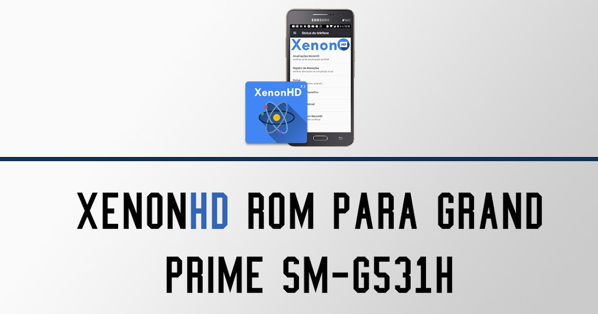 Firmware samsung grand prime g531h