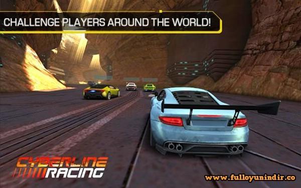 Cyberline Racing Apk indir